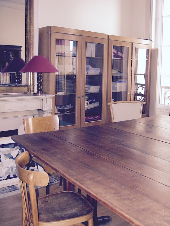 Espaces communs au Foyer 44 Cherche Midi